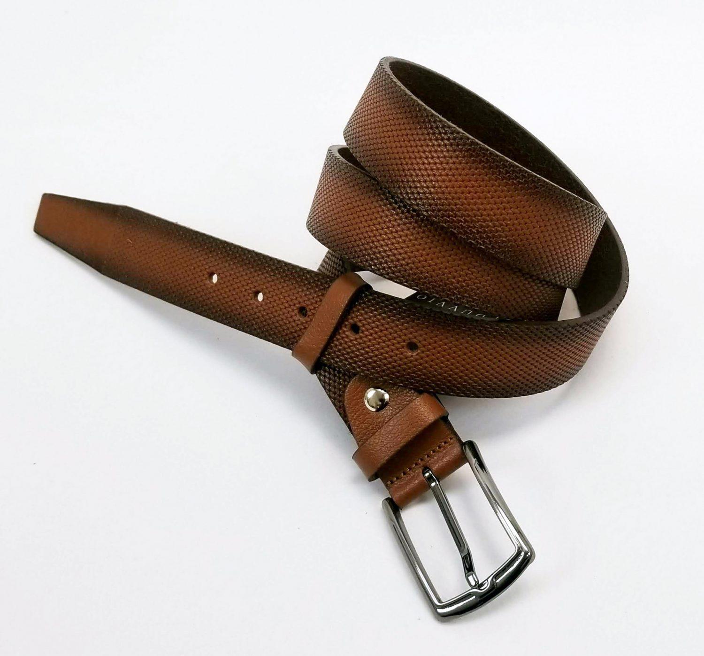 ceinture Duvvio couleur Tan